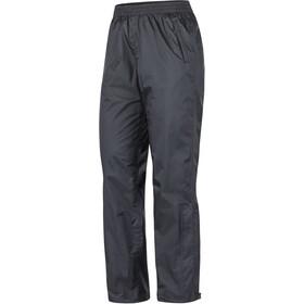 Marmot PreCip Eco Pantalones Mujer, black